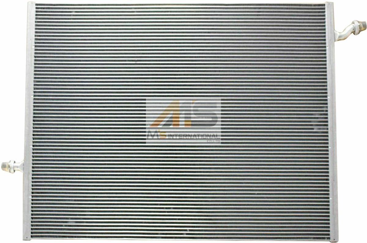 【M's】ベンツ AMG W222 W217 Sクラス 前期 (2013y-2016y) 純正品 サブ ラジエーター / 正規品 補助 ラジエター 099-500-3603 0995003603_画像1