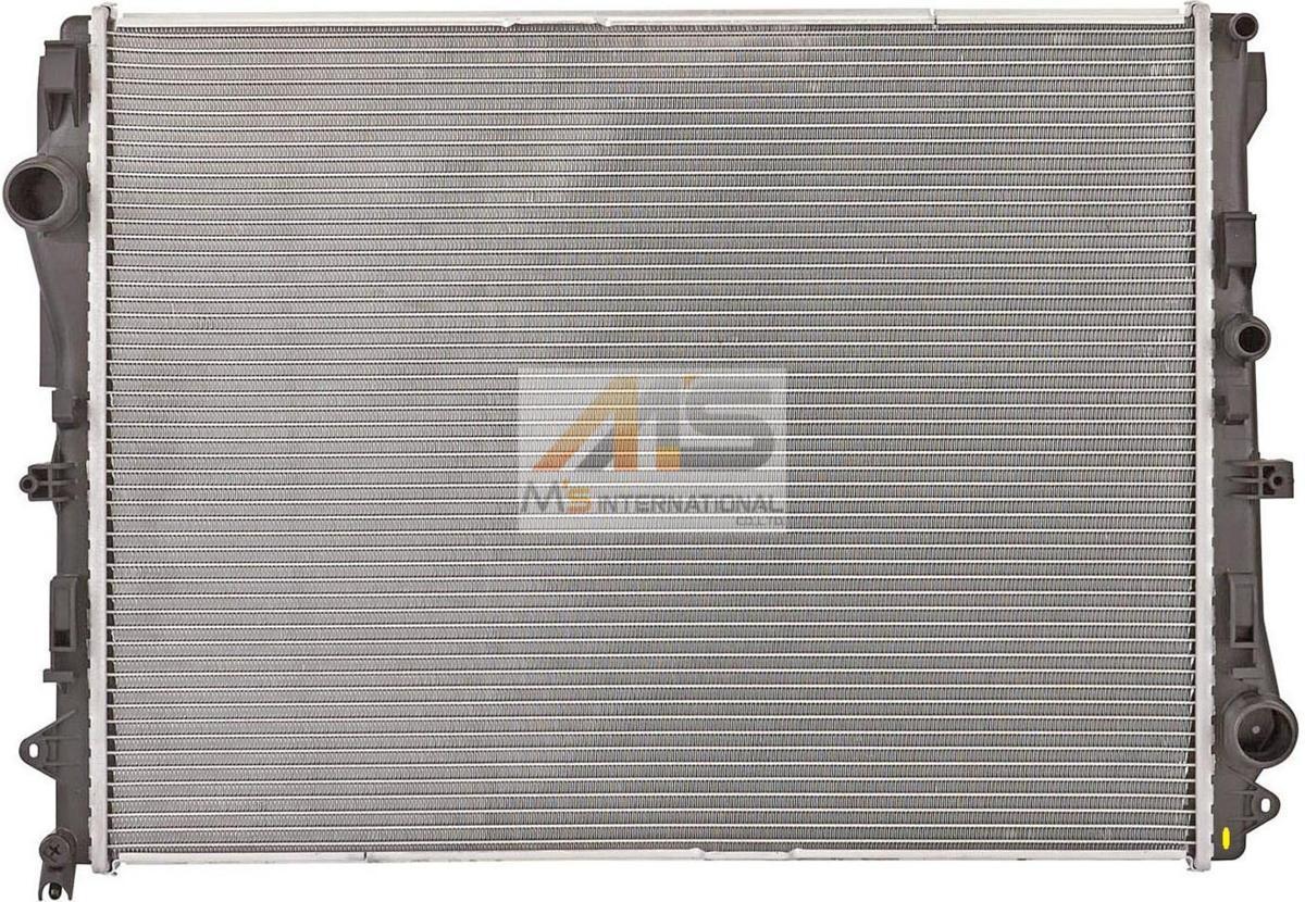 【M's】W222 W217 Sクラス セダン クーペ (2013y-) 純正OEM ラジエーター // ベンツ AMG OEM ラジエター 099-500-3303 0995003303_画像1
