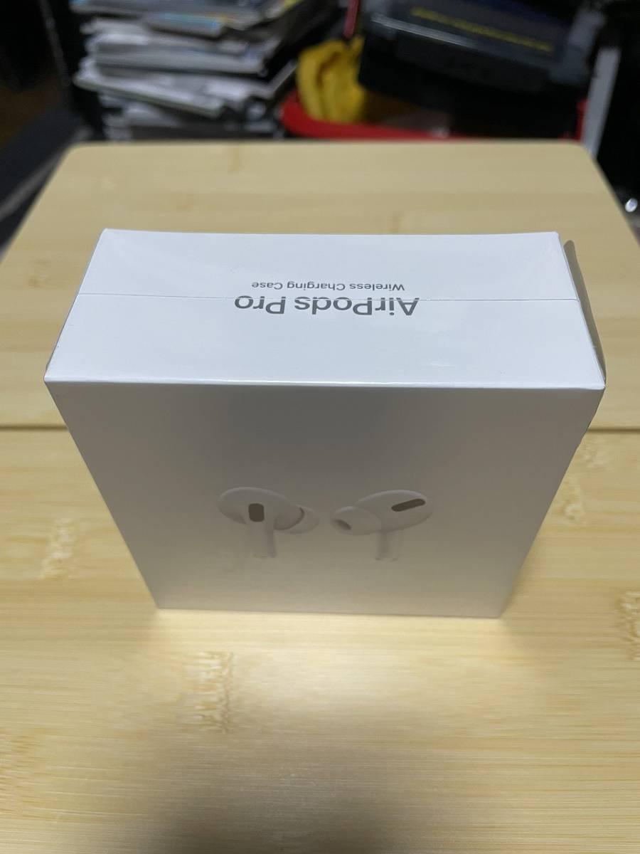 新品未使用! Apple AirPods Pro with Wireless Charging Case 完全ワイヤレスイヤホン ⑳