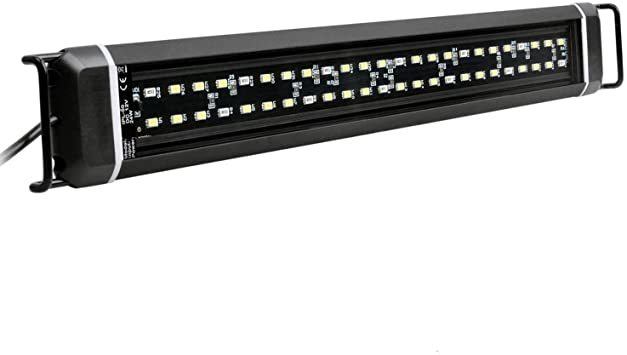 45CM-65CM 水槽ライト 熱帯魚ライト 水槽照明 2020 LED水槽 ライト 30cm ~ 45cm の水槽に対応 三色_画像1