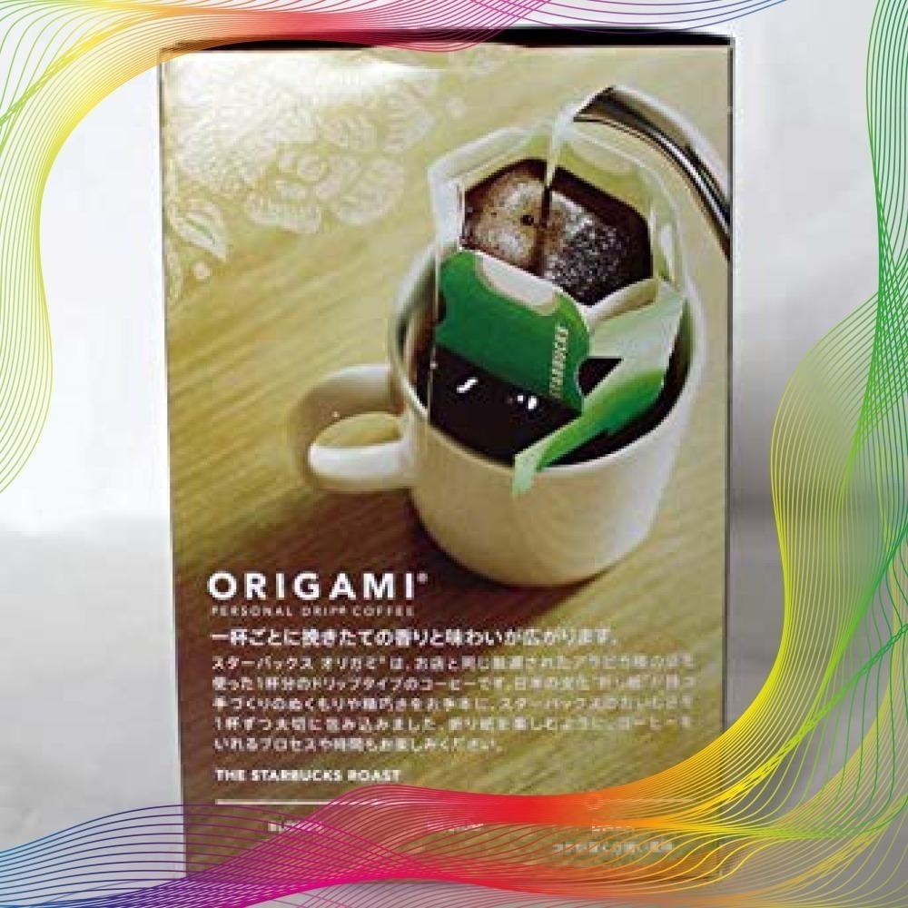 新品スターバックス オリガミドリップコーヒー カフェベロナ 6個4P8LPZ0C_画像4