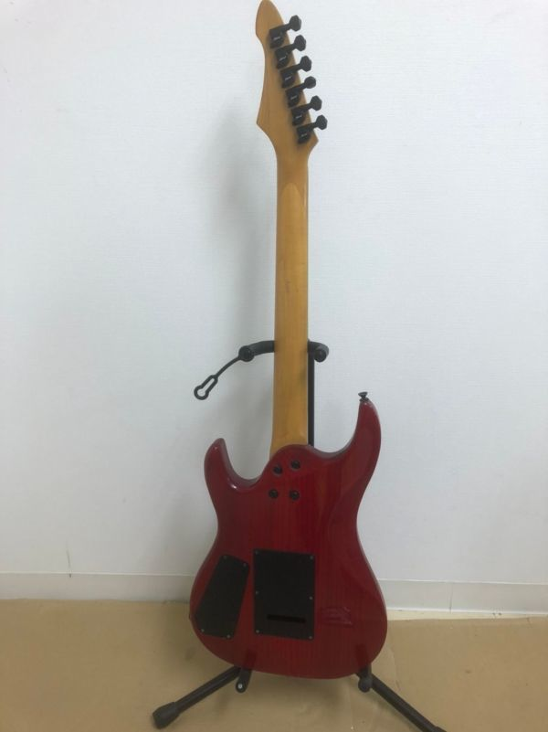 N405-K22-1284 Aria Pro アリア プロ Ⅱ MAGNA シリーズ ストラトキャスター タイプ エレキギター ②_画像5