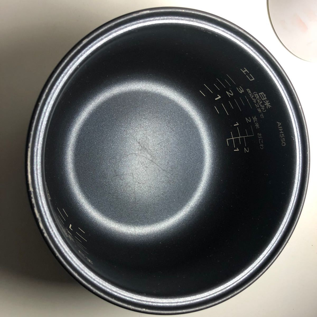 炊飯器 タイガー魔法瓶 JAI-R551(W)
