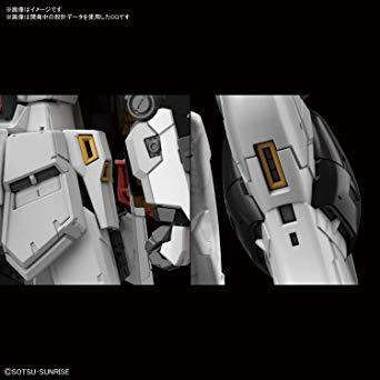 RG 機動戦士ガンダム 逆襲のシャア νガンダム 1/144スケール 色分け済みプラモデル_画像9