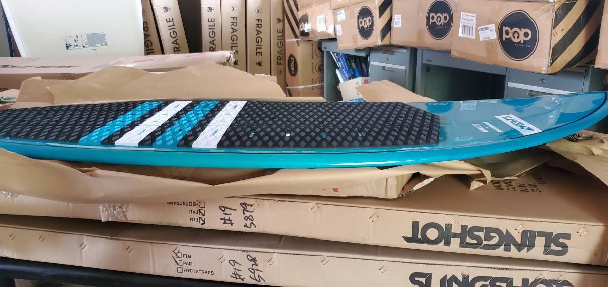 """「※ラスト2本※ 新着情報!! YMUS直輸入品 YAMAHA WAKE SURF BOARDS Slingshot Coaster 5'3"""" Wakesurf Board」の画像2"""