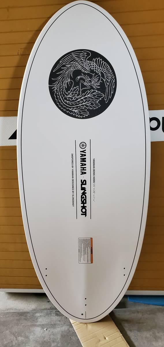「※ラスト2本※ 新着情報!! YMUS直輸入品 YAMAHA WAKE SURF BOARDS BOSS HOSS限定品!!」の画像2