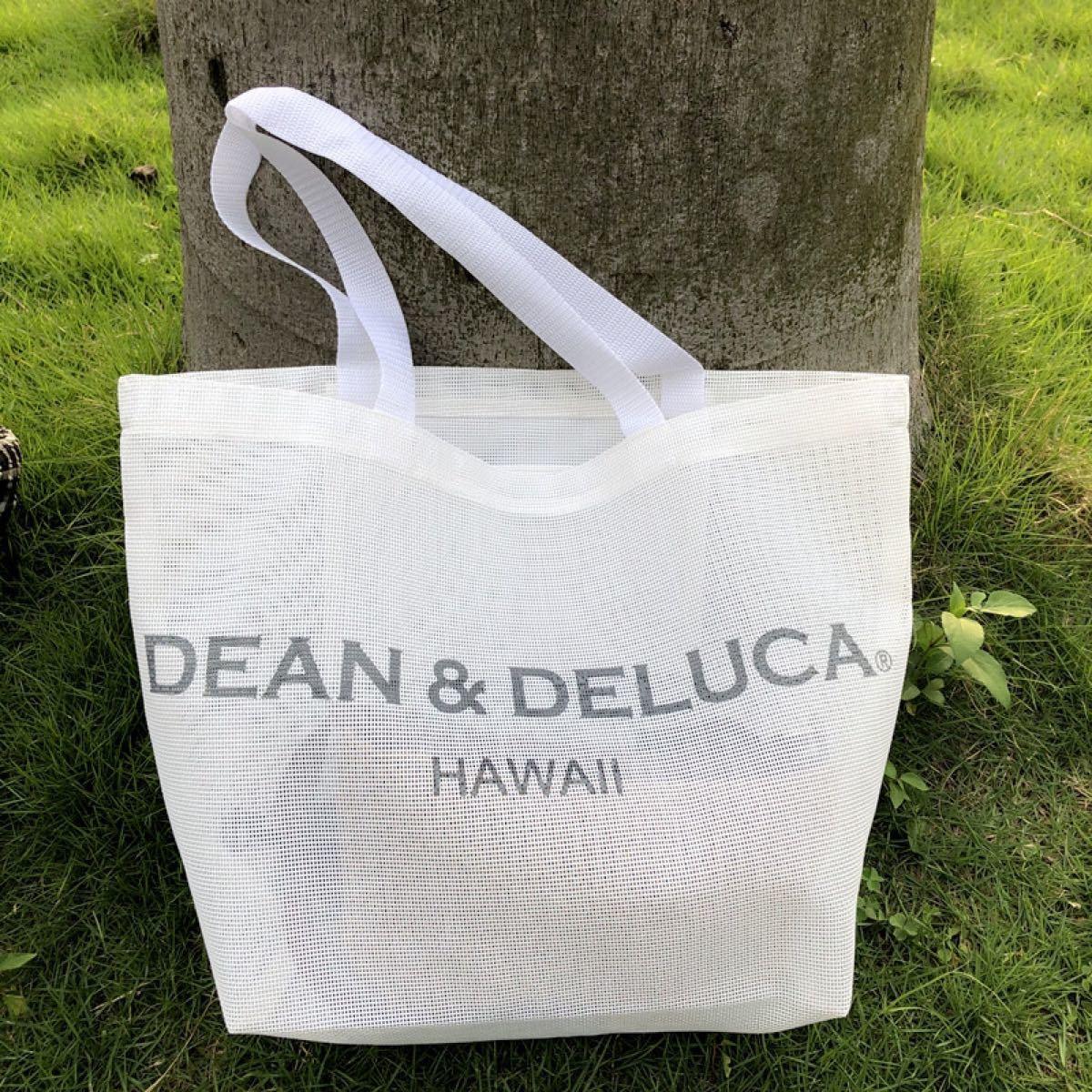 DEAN&DELUCA メッシュトートバッグ エコバッグ 新品