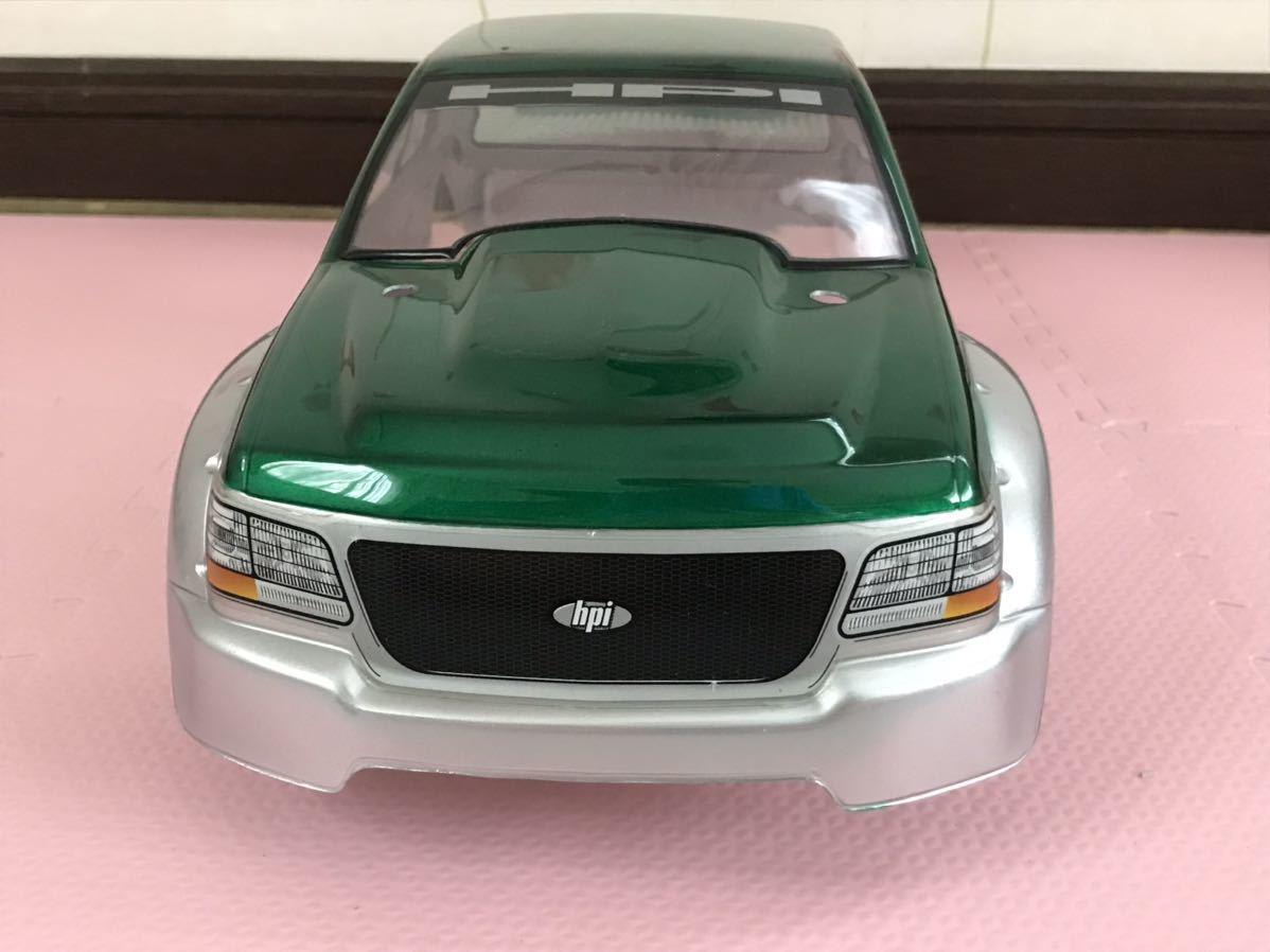 送料無料 HPI ピックアップトラック ラジコン ボディ オフロードカー PICKUP TRUCK RC BODY
