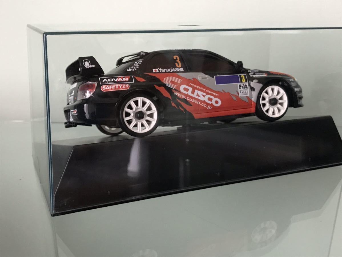 送料無料 京商 ミニッツレーサー スバル インプレッサ クスコ レースカー ラジコン ボディ KYOSHO MINI-Z SUBARU IMPREZA CUSCO