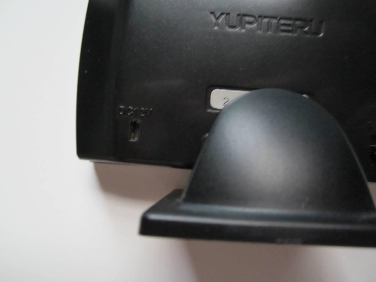 YUPITERU スーパーキャット レーダー探知機 GWR73sd 中古品_画像9