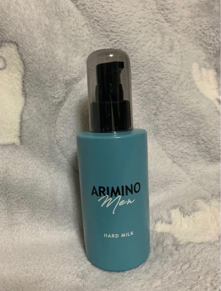 アリミノ メン ハードミルク 100g ヘアワックス