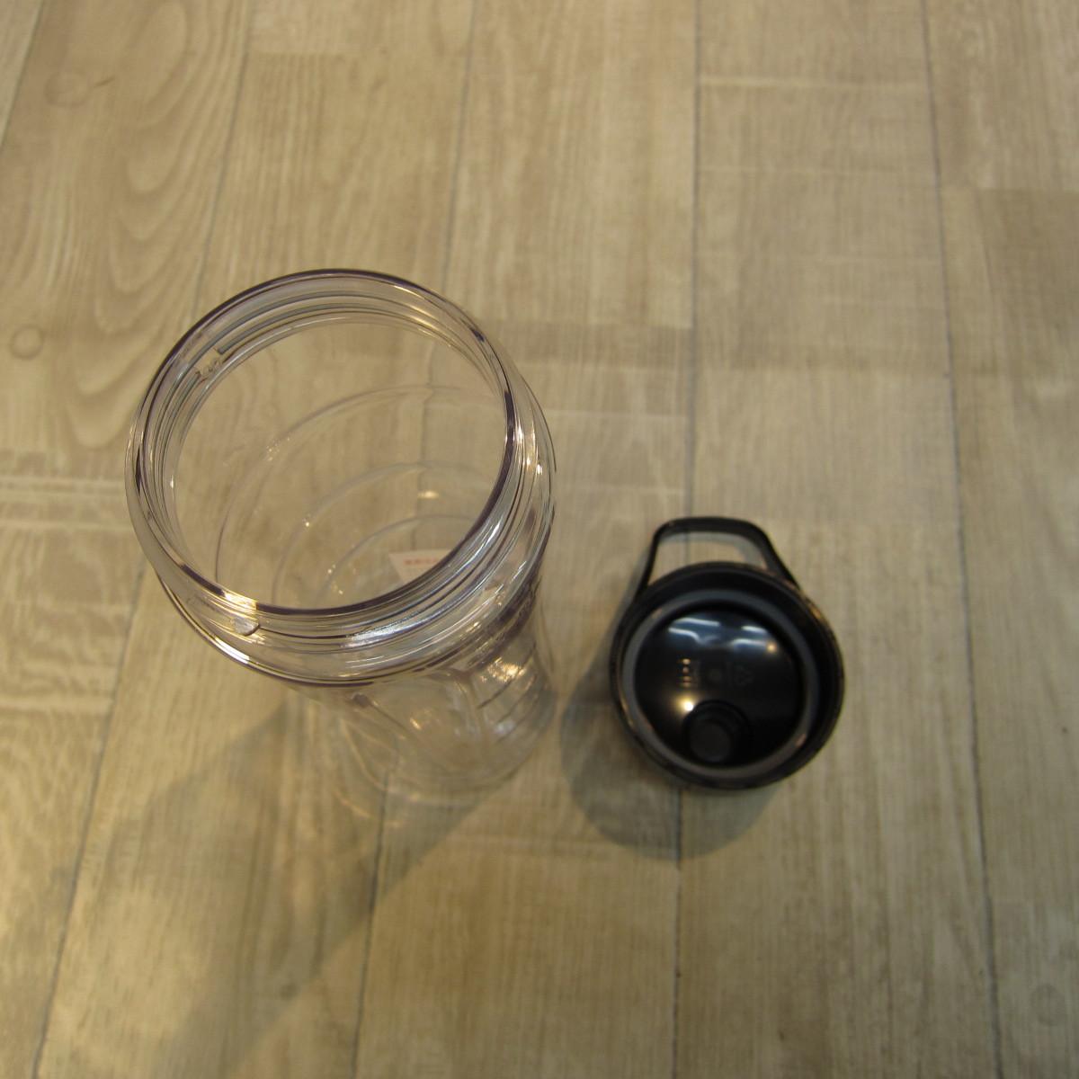 S6171【未使用】HadinEEon ジューサー ミキサー ボトルミキサー 200Wハイパワー 氷も砕ける ジューサー アウトドア/オフィスなどに向け