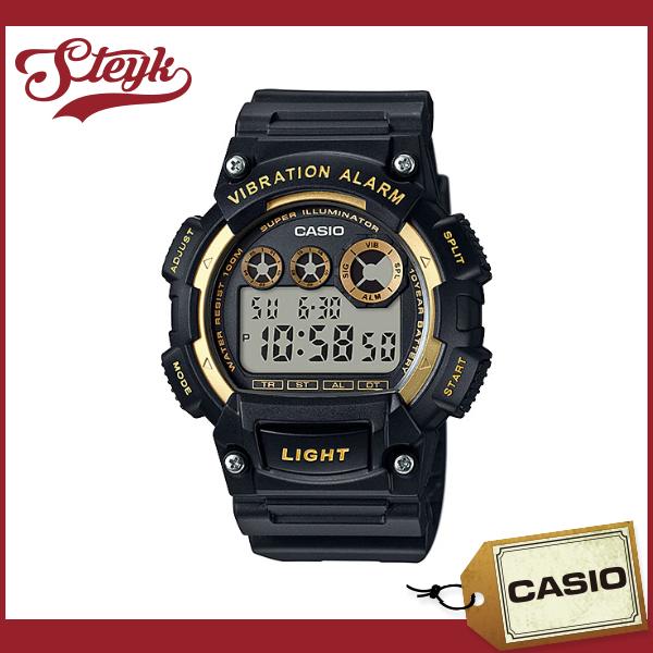CASIO カシオ 腕時計 チープカシオ カシオスタンダード デジタル W-735H-1A2 メンズ_画像1