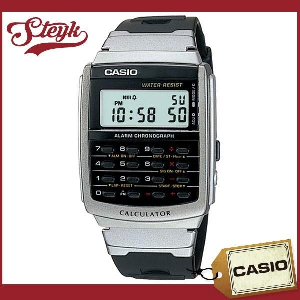 CASIO カシオ 腕時計 チープカシオ デジタル カリキュレーター CA-56-1 メンズ_画像1