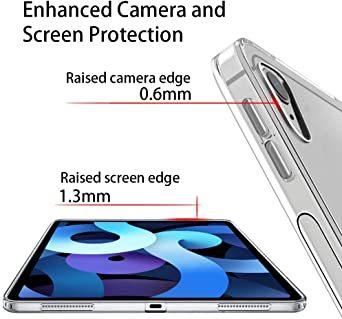 10.9-clear iPad Air 4インチ 2020 透明 ケース アイパッド 10.9 インチ クリア 極薄 耐衝撃 落_画像6