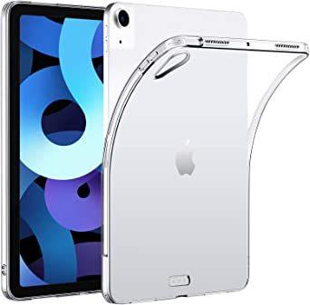 10.9-clear iPad Air 4インチ 2020 透明 ケース アイパッド 10.9 インチ クリア 極薄 耐衝撃 落_画像1