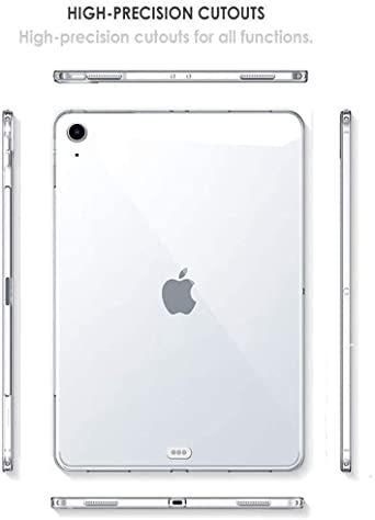 10.9-clear iPad Air 4インチ 2020 透明 ケース アイパッド 10.9 インチ クリア 極薄 耐衝撃 落_画像5