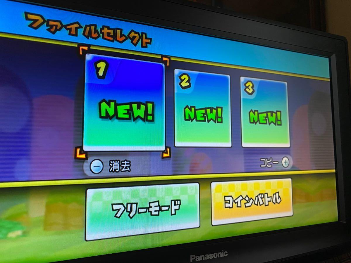 最終値下げ Wiiソフト  マリオカート マリオパーティ8 スーパーマリオブラザーズ