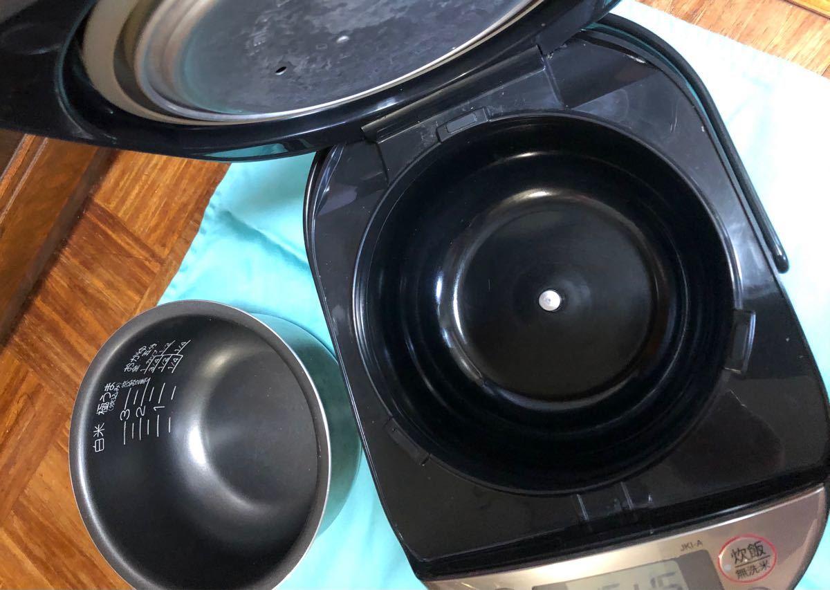 TIGER タイガー  炊飯ジャー 炊飯器 3合炊き JKI-A550