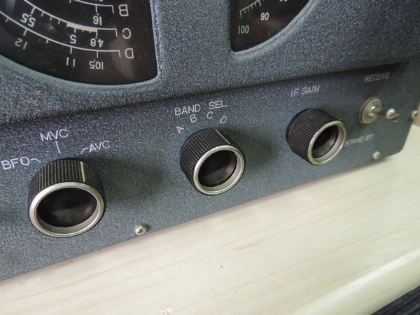 TRIO トリオ 9R-4 通信型受信機・プリセレクター シグナマックス SM-1 セット売り  詳細不明 ジャンク品_画像5