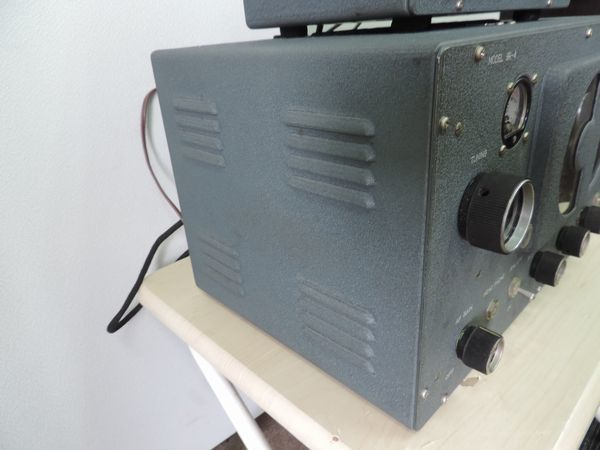 TRIO トリオ 9R-4 通信型受信機・プリセレクター シグナマックス SM-1 セット売り  詳細不明 ジャンク品_画像7