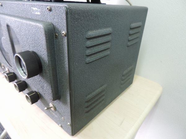 TRIO トリオ 9R-4 通信型受信機・プリセレクター シグナマックス SM-1 セット売り  詳細不明 ジャンク品_画像8