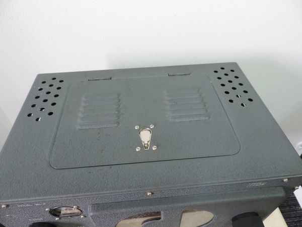 TRIO トリオ 9R-4 通信型受信機・プリセレクター シグナマックス SM-1 セット売り  詳細不明 ジャンク品_画像9
