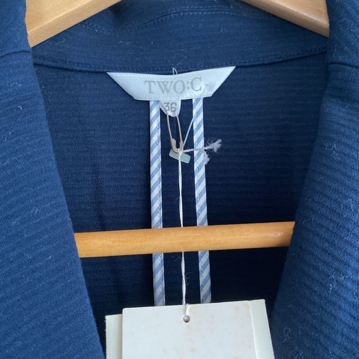 スーツ テーラードジャケット TWO:C      スーツジャケット