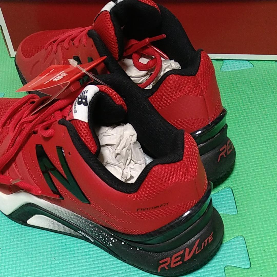 new balance 1296 ランニング シューズ  靴 レッド  赤 ランニングシューズ ニューバランス