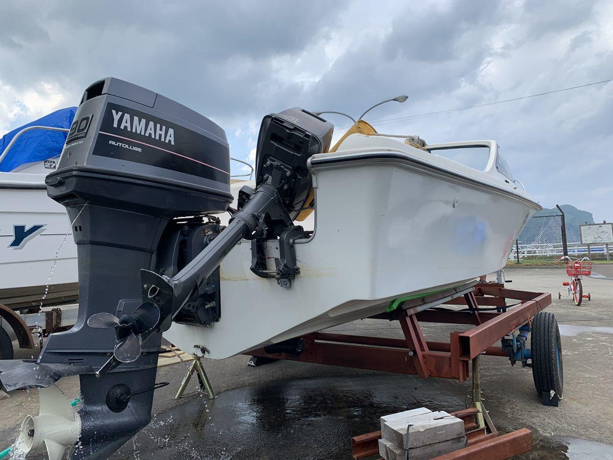 「北海道 札幌市より ヤマハFR17 船検ロング 売り切りです。」の画像3