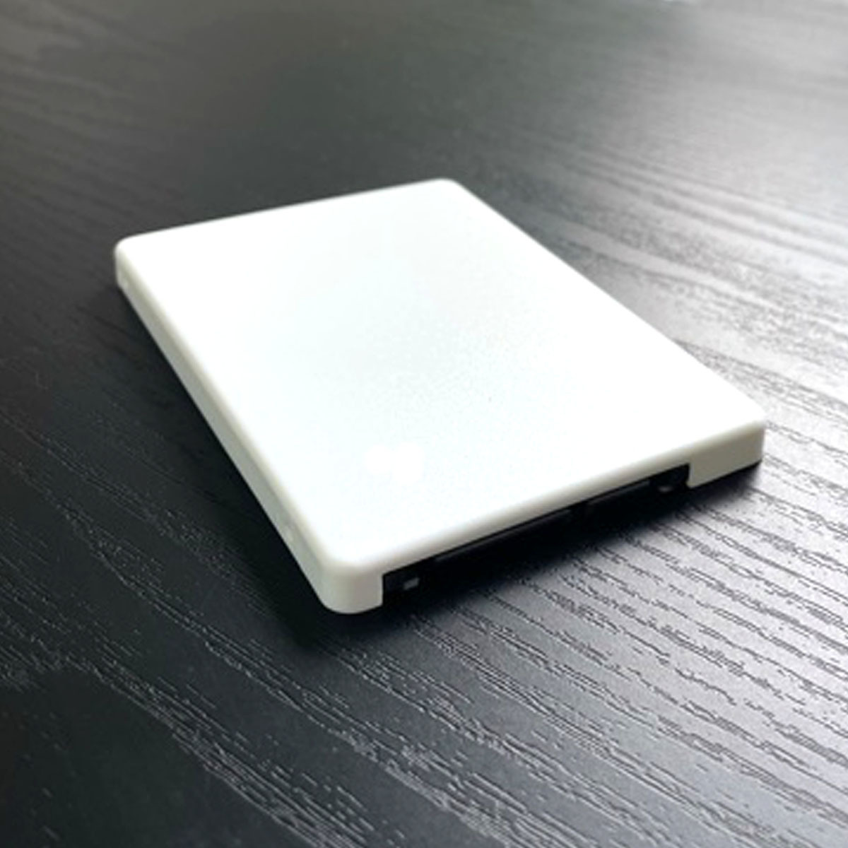 送料187円! mSATA(Mini SATA)50mm→2.5インチSATA 7mm厚 SSD変換ケース_画像3
