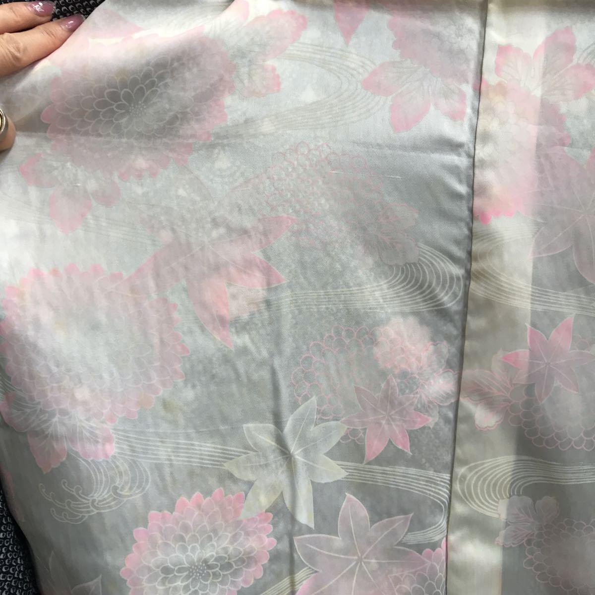 絞り羽織 しぼりはおり 和柄_画像8