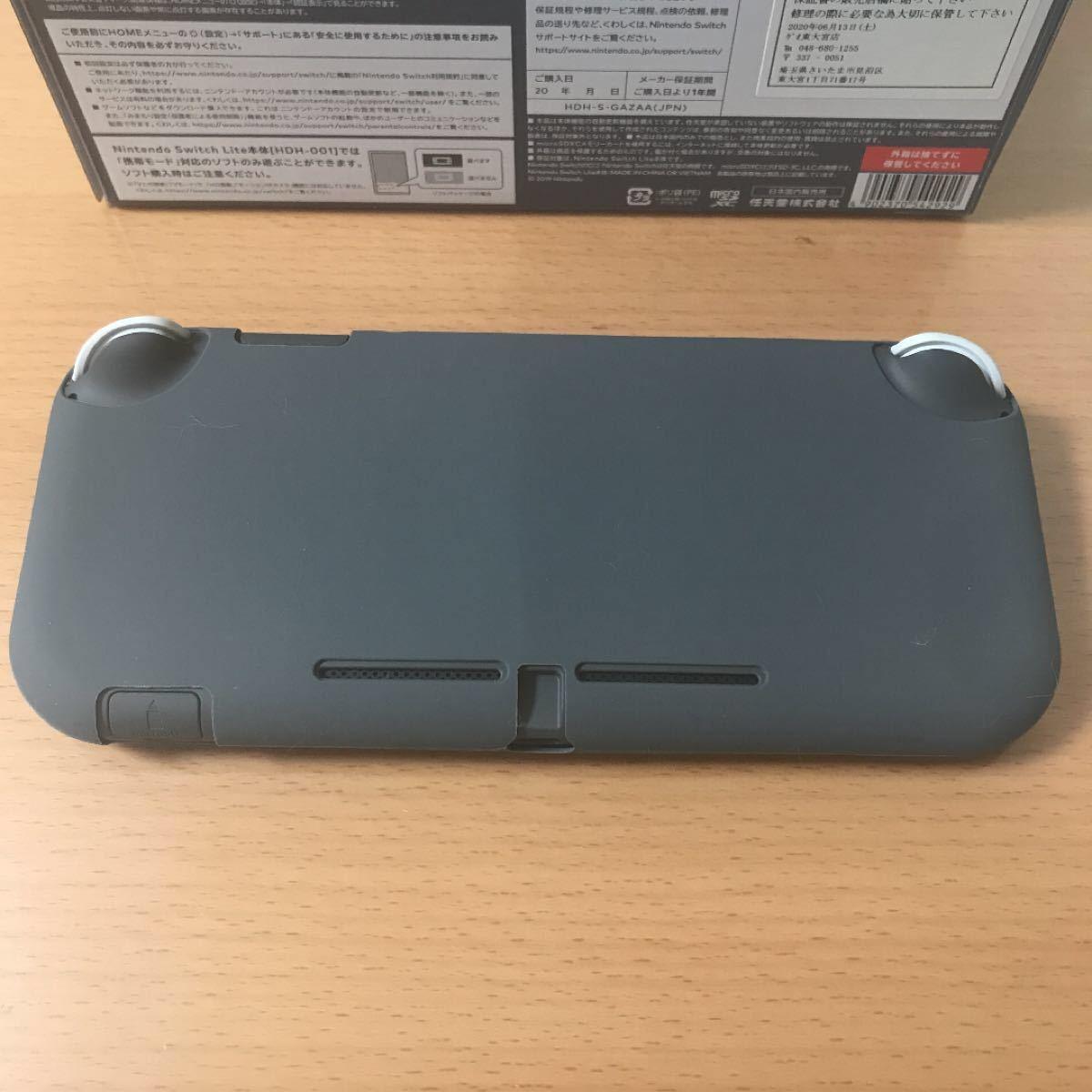 Nintendo Switch NINTENDO SWITCH LITE クレー スイッチ 保証あり