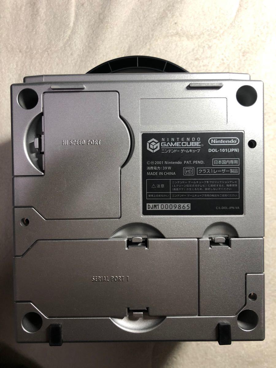 ニンテンドー 任天堂 ゲームキューブ 本体 コントローラ ソフト スマブラ マリパ ケーブル NGC