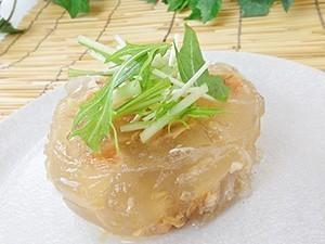 金目鯛の煮こごり風×3個セット キンメダイを煮こごり風に仕上げた缶詰です。きんめだいのお茶漬けにも最適【メール便対応】_画像3