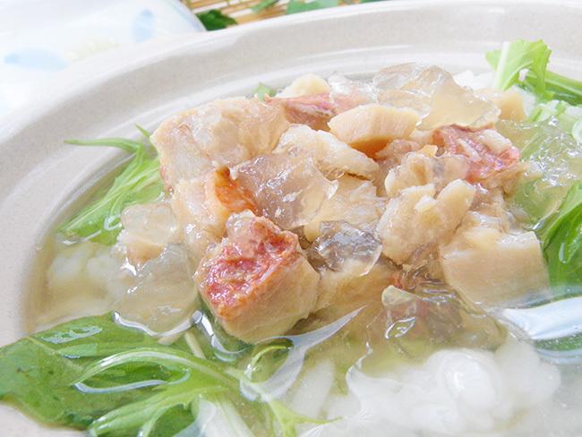 金目鯛の煮こごり風×3個セット キンメダイを煮こごり風に仕上げた缶詰です。きんめだいのお茶漬けにも最適【メール便対応】_画像10