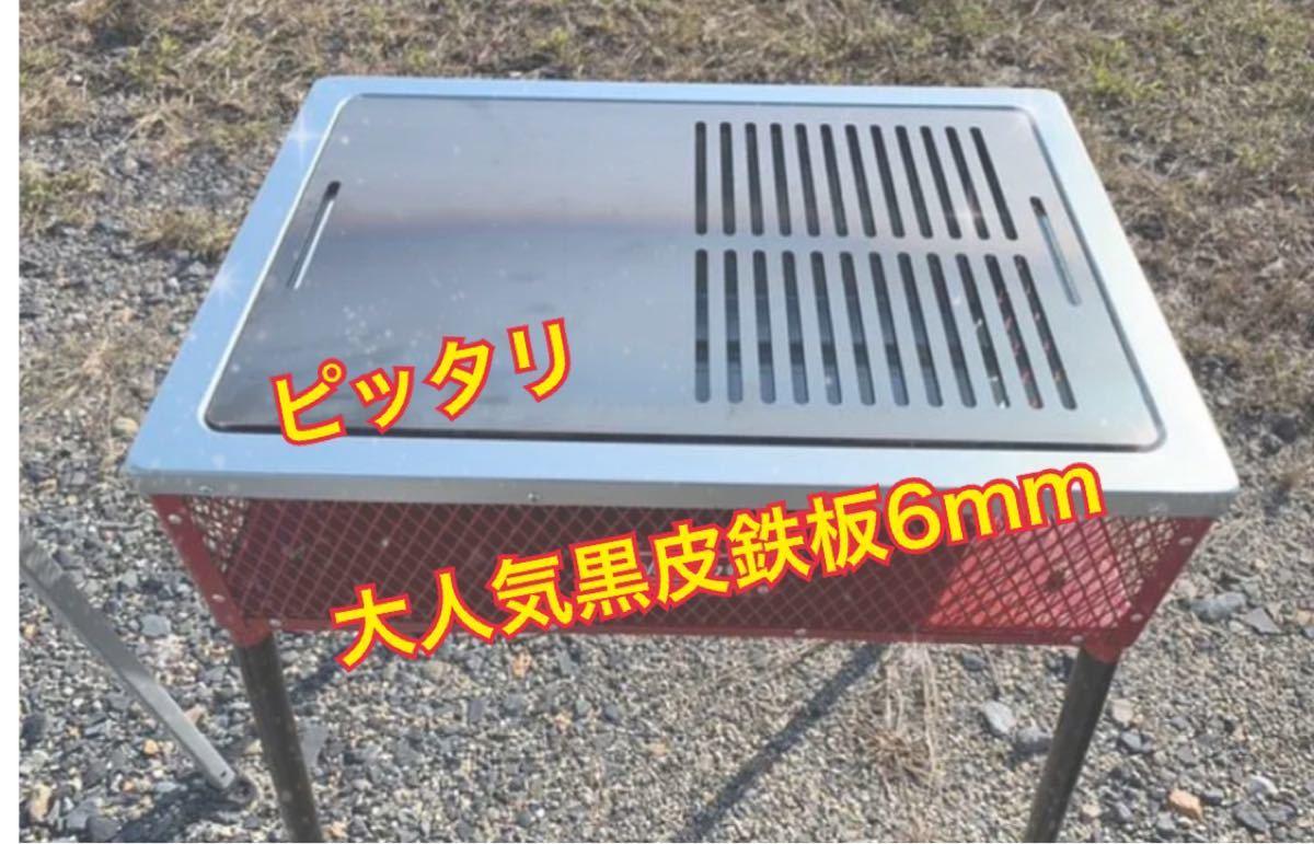 コールマン 定番 網サイズ 半鉄板 BBQ バーベキュー アウトドア キャンプ 山メシ