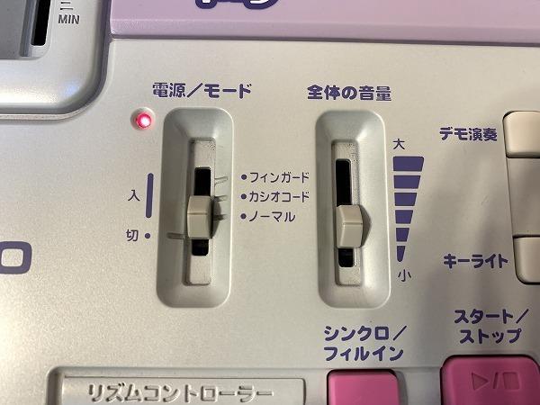 CASIO カシオ■光ナビゲーションキーボード LUCE LK-103■ルーチェ■電子ピアノ■鍵盤楽器■Η_画像5