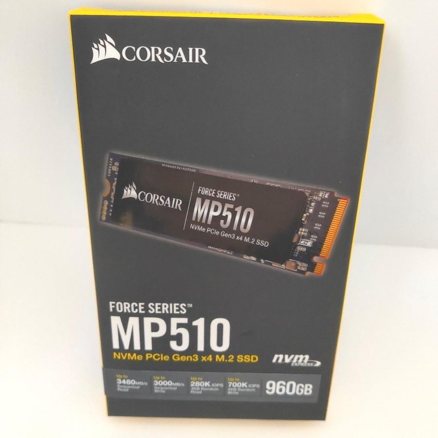 内蔵SSD Force Series MP510 960GB NVMe M.2