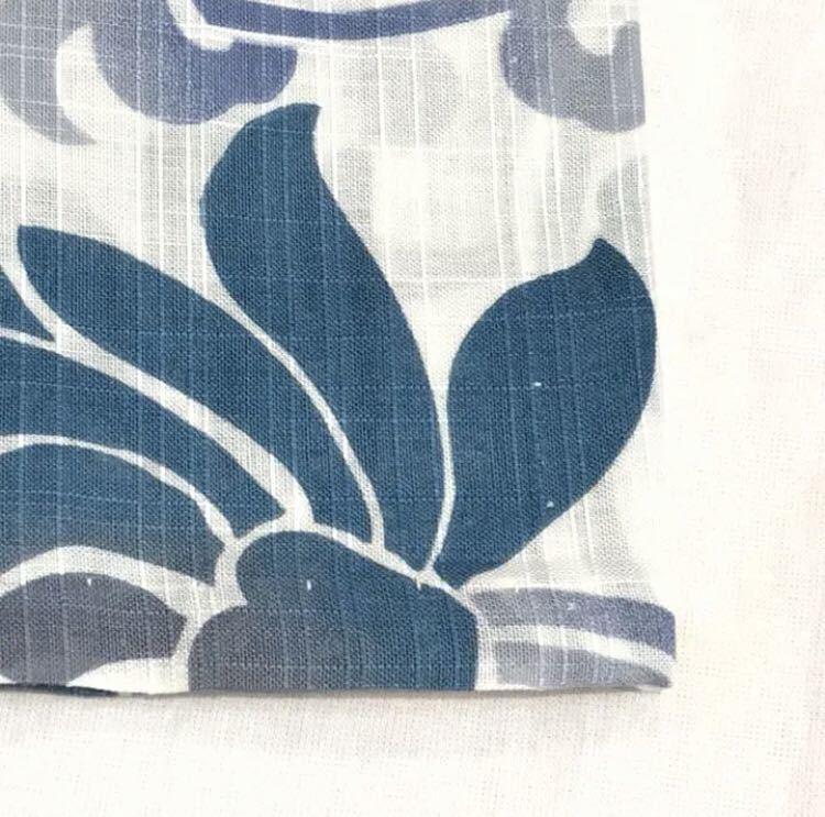 【新品未使用】龍村美術織物 レディース浴衣 高級浴衣 花唐草 モダン オシャレ_画像3