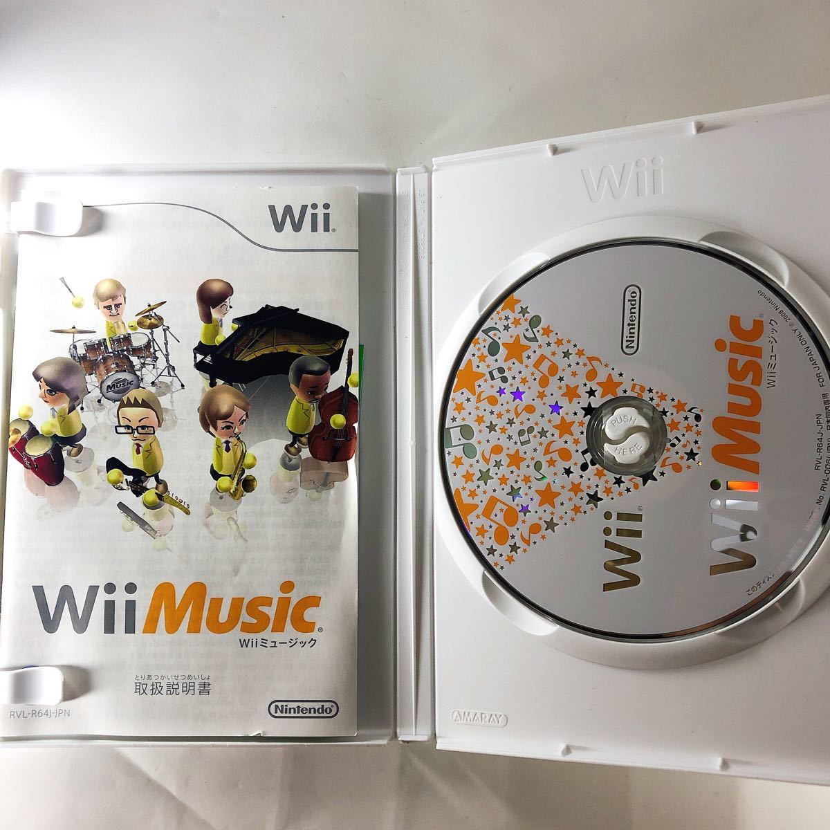 Wiiソフト Wii Music