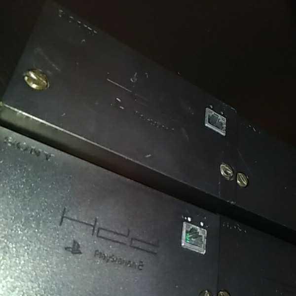 SONY PlayStation2 PS2 プレステ2 ネットワークアダプター HDDアダプター 動作確認済 まとめて 複数 セット売り ②