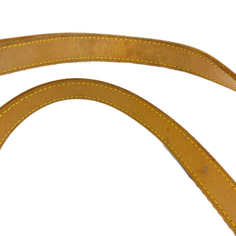 Louis Vuitton ルイヴィトン ヒューストン ヴェルニ M91219 フューシャピンク 中古AB【辻屋質店B1039】_画像7