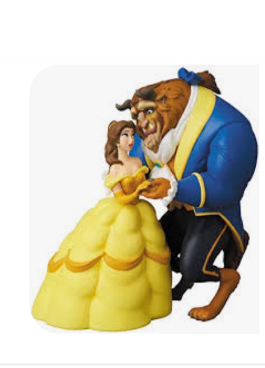 ディズニー 美女と野獣 ベル フィギュア
