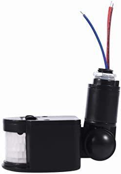 春歌周到 Qillu 赤外線センサースイッチ モーションセンサー検出スイッチ 人感センサー 自動 照明 屋外屋内 2-20_画像5