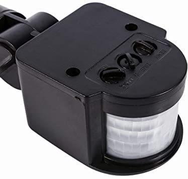 春歌周到 Qillu 赤外線センサースイッチ モーションセンサー検出スイッチ 人感センサー 自動 照明 屋外屋内 2-20_画像9