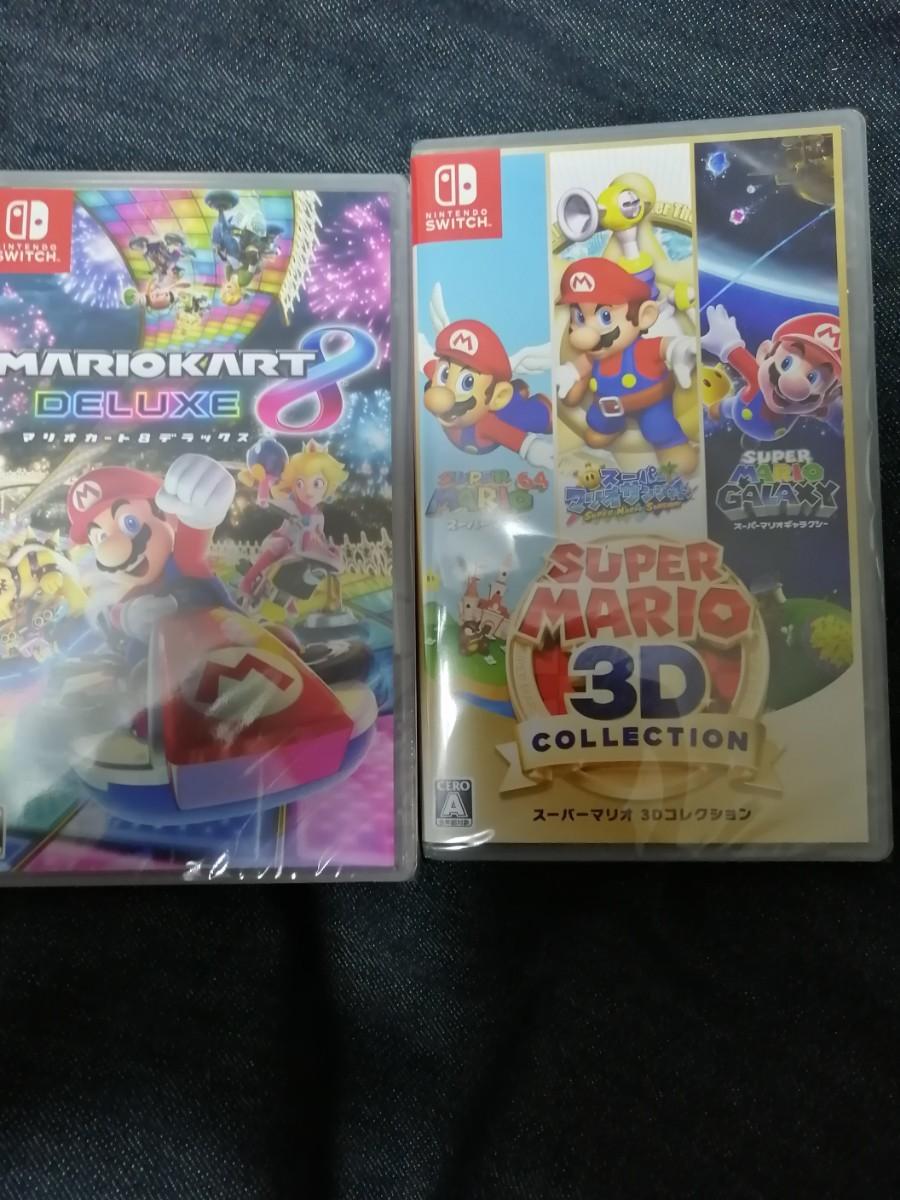 マリオカート8デラックス マリオ3d Nintendo Switch ニンテンドースイッチ ニンテンドースイッチソフト
