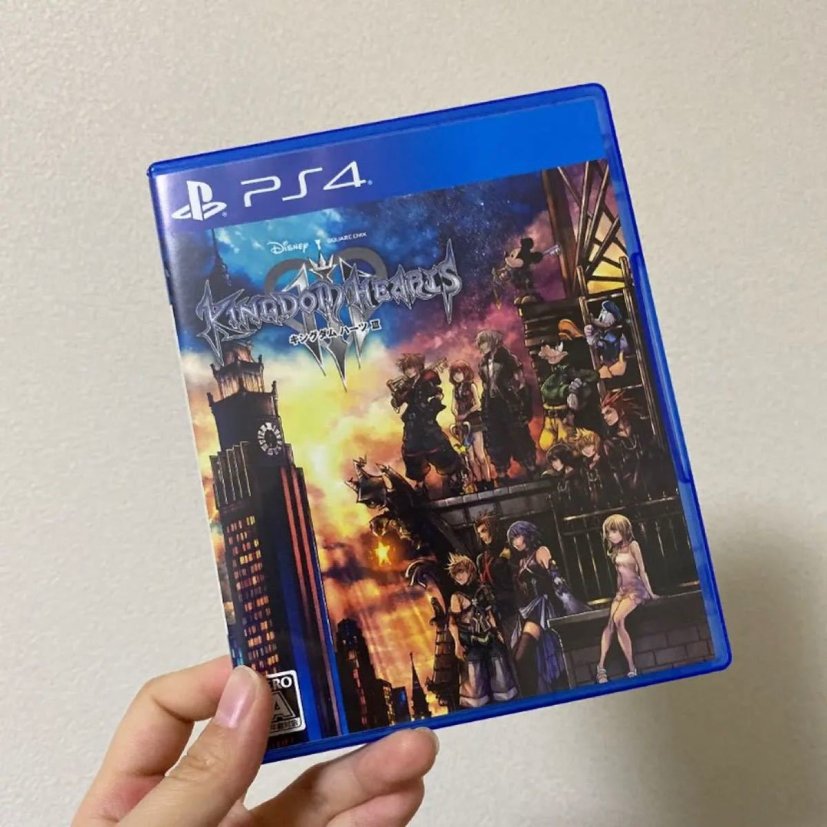 キングダム ハーツIII PS4