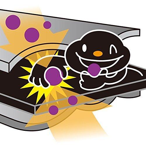 【@111000】グレー 活性炭消臭 持ち手付 アストロ 羽毛布団 収納袋 シングル・ダブル兼用 グレー 不織布 活性炭消臭 持ち手付_画像7