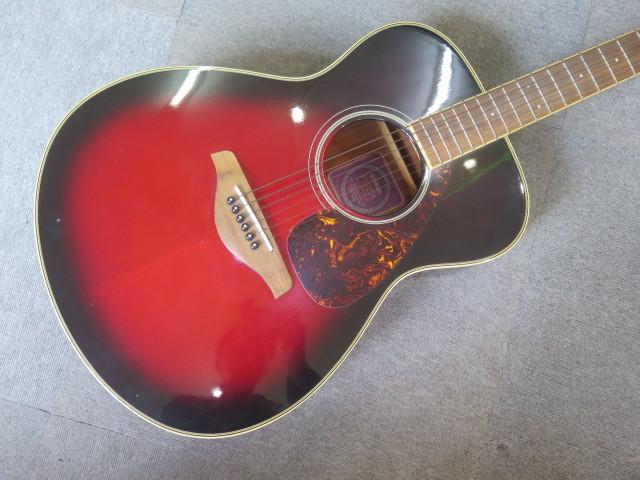 ◇#YAMAHA ヤマハ アコースティックギター FS720S_画像2
